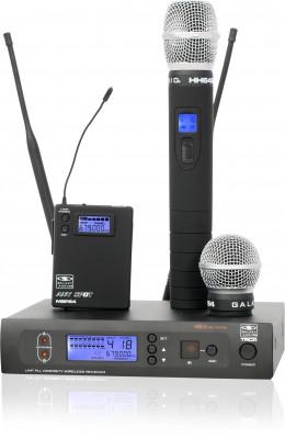 TRC UHF Diversity Receiver