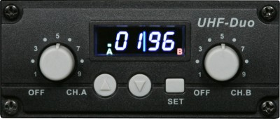TV5-DREC dual receiver