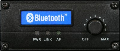 TV5-RECBT Bluetooth Receiver