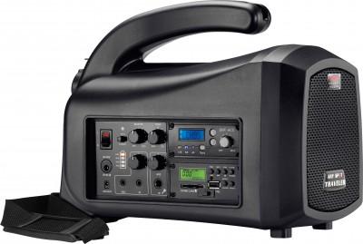 TV5X control panel