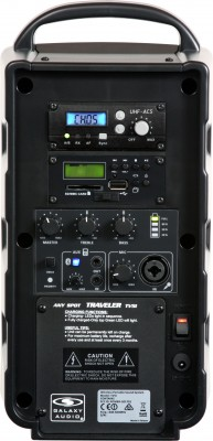 TV5i traveler series speaker