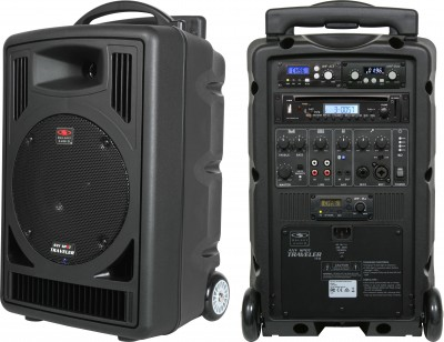 TV8 v2 compact PA system
