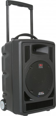 TV8 Traveler 8 All-Inclusive Battery Powered Portable Wireless PA Systems