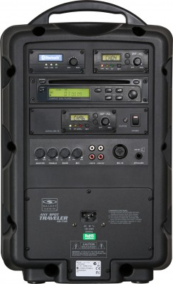 TV8 traveler PA system