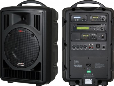 compact PA system