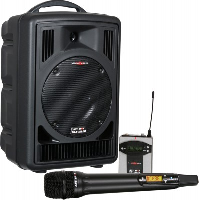 galaxy audio PA system