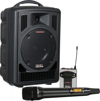 galaxy audio PA system