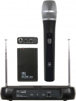 VSC (VHF) wireless microphone system