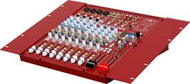 ASX-10RM Mixer Left Angled