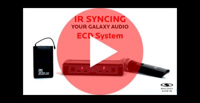 ECD IR Syncing